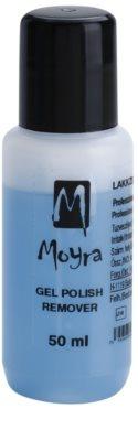 Moyra Nails продукт за премахване на гел лакове