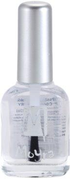 Moyra Nail Polish esmalte de uñas con fórmula de secado rápido para uñas