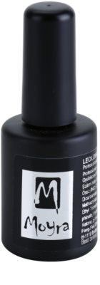 Moyra EO Top Gel gel incolor