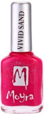 Moyra Vivid Sand lakier do paznokci