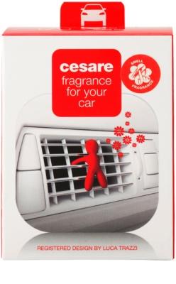 Mr & Mrs Fragrance Friends Cesare Fragrance For Car Air Freshener   (Citrus) 3