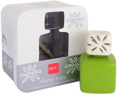 Mr & Mrs Fragrance Baby Walter aróma difuzér bez náplne   (Acid Green) 1