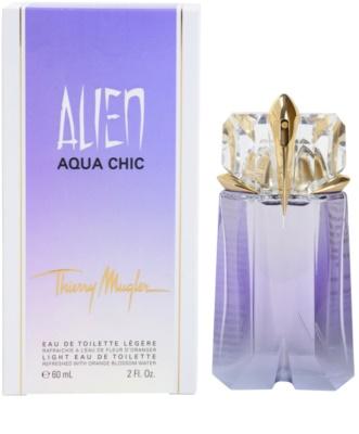 Mugler Alien Aqua Chic 2013 toaletna voda za ženske