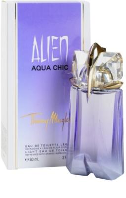 Mugler Alien Aqua Chic 2013 toaletna voda za ženske 1