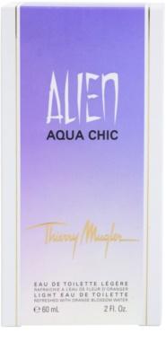 Mugler Alien Aqua Chic 2013 toaletna voda za ženske 3