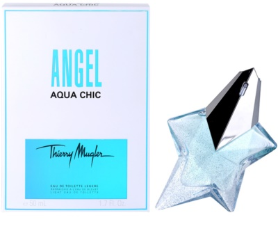 Mugler Angel Aqua Chic 2012 туалетна вода для жінок