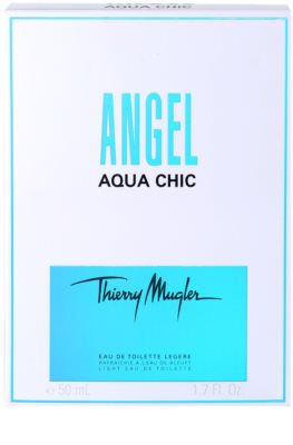 Mugler Angel Aqua Chic 2012 туалетна вода для жінок 3