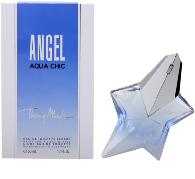 Mugler Angel Aqua Chic 2013 Eau de Toilette for Women