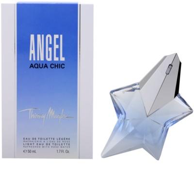 Mugler Angel Aqua Chic 2013 eau de toilette nőknek