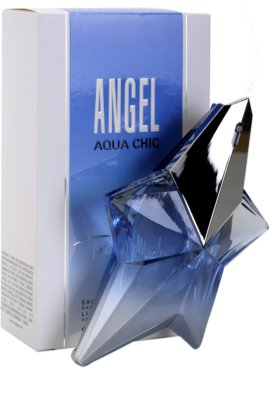 Mugler Angel Aqua Chic 2013 Eau de Toilette for Women 3