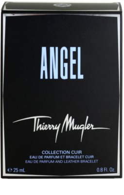 Mugler Angel Collection Cuir set cadou 3