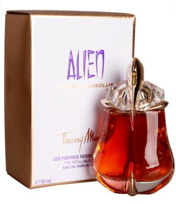 Mugler Alien Essence Absolue eau de parfum para mujer  recargable 1