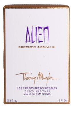 Mugler Alien Essence Absolue eau de parfum para mujer  recargable 3
