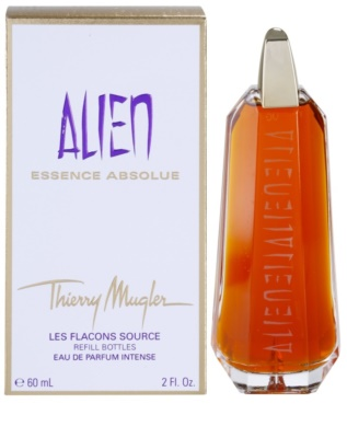 Mugler Alien Essence Absolue eau de parfum para mujer  recarga
