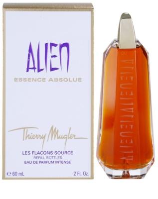 Mugler Alien Essence Absolue woda perfumowana dla kobiet  uzupełnienie