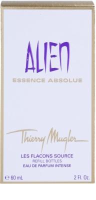 Mugler Alien Essence Absolue парфумована вода для жінок  наповнення 3