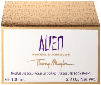 Mugler Alien Essence Absolue tělová emulze pro ženy