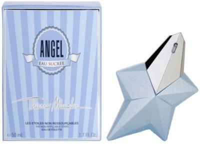 Mugler Angel Eau Sucree 2014 Eau de Toilette para mulheres