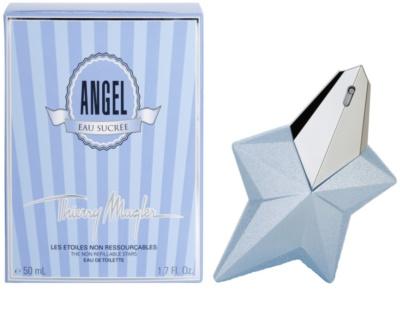 Mugler Angel Eau Sucree 2014 toaletní voda pro ženy