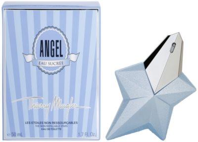 Mugler Angel Eau Sucree 2014 тоалетна вода за жени