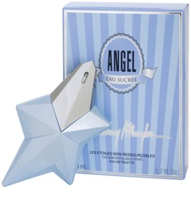 Mugler Angel Eau Sucree 2014 toaletní voda pro ženy 1