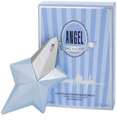 Mugler Angel Eau Sucree 2014 Eau de Toilette para mulheres 1