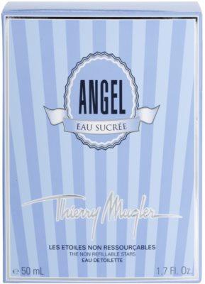 Mugler Angel Eau Sucree 2014 toaletní voda pro ženy 3