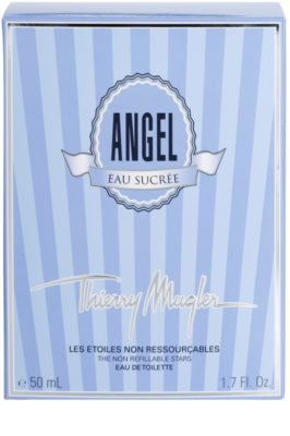 Mugler Angel Eau Sucree 2014 Eau de Toilette para mulheres 3