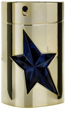 Mugler A*Men Gold Edition Eau de Toilette pentru barbati  reincarcabil Metal Flask 2