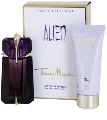 Mugler Alien coffrets presente