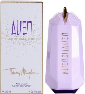 Mugler Alien Lapte de corp pentru femei