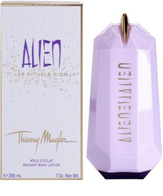 Mugler Alien tělové mléko pro ženy