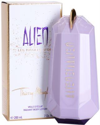 Mugler Alien tělové mléko pro ženy 1