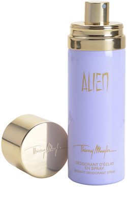 Mugler Alien deodorant Spray para mulheres 3