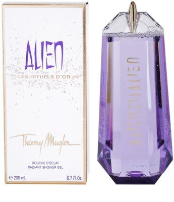 Mugler Alien gel de duche para mulheres