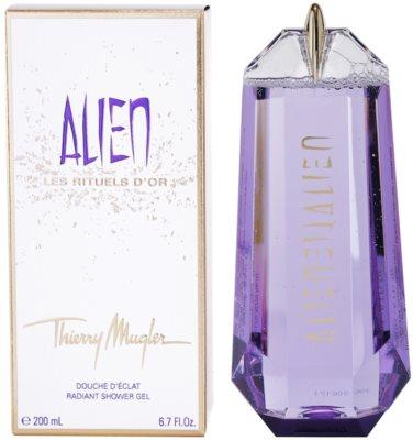 Mugler Alien sprchový gel pro ženy