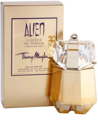 Thierry Mugler Alien Liqueur de Parfum Creation 2013 парфюмна вода за жени   (Gold Edition) 1