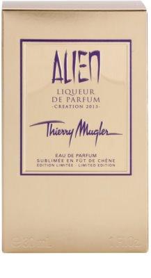 Thierry Mugler Alien Liqueur de Parfum Creation 2013 парфюмна вода за жени   (Gold Edition) 4