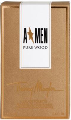 Mugler A*Men Pure Wood Eau de Toilette para homens 3