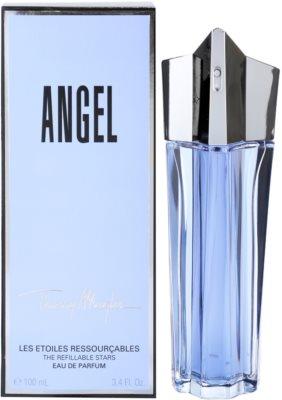Mugler Angel eau de parfum para mujer  recargable