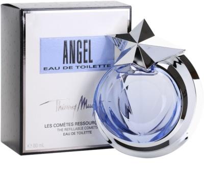 Mugler Angel toaletná voda pre ženy 1