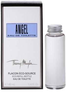 Mugler Angel eau de toilette para mujer  recarga