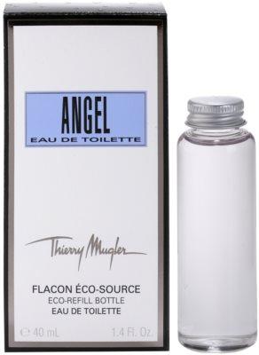 Mugler Angel Eau de Toilette para mulheres  recarga