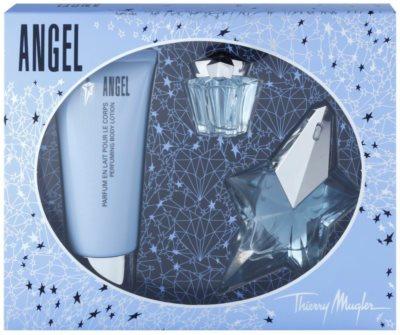 Mugler Angel coffrets presente 2