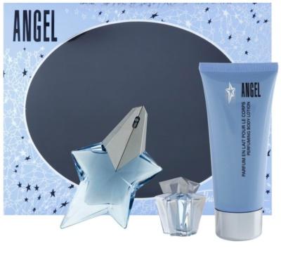 Mugler Angel zestawy upominkowe