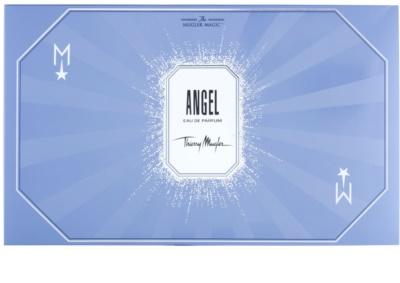 Thierry Mugler Angel zestaw upominkowy 6