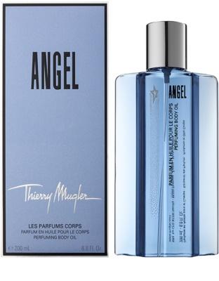 Mugler Angel olej do ciała dla kobiet