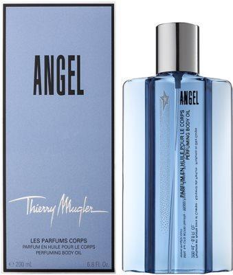 Mugler Angel tělový olej pro ženy
