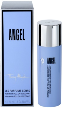 Mugler Angel deodorant roll-on pro ženy