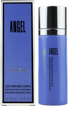 Mugler Angel deospray pentru femei
